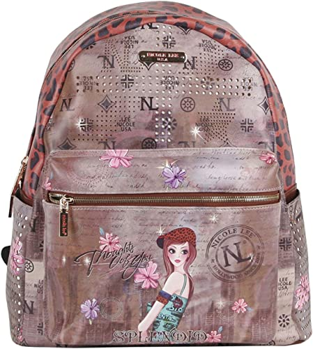 Nicole Lee Quinn 20 Inch Backpack