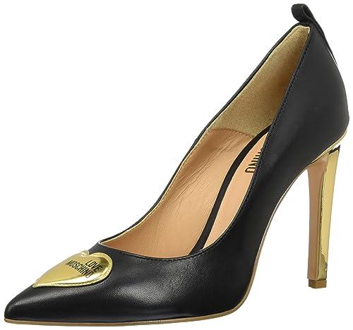Donna W Scarpe Tacco it Love e Moschino borse Shoe Amazon con Scarpe YzUR5