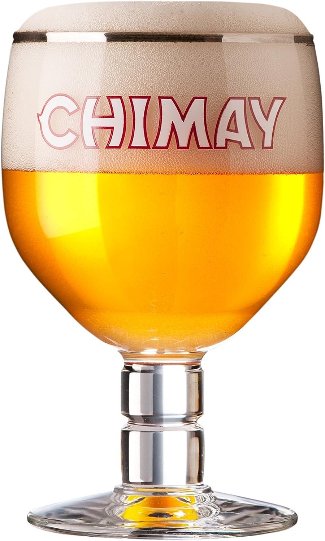 Chimay Nombre Trappist Glass Vaso de Cerveza