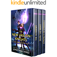 The New Arilion Knights Boxed Set (Gateway to the Galaxy Omnibus Book 3)