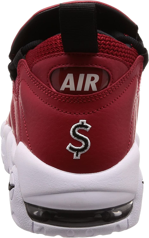 Nike Men's Air More Money Basketball Shoe Red