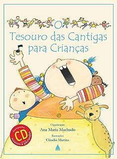 O Tesouro das Cantigas Para Crianças - Volume 1 (Em Portuguese do Brasil)