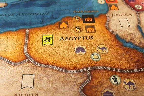 Amazon.com: Academy Games Mare Nostrum - Empires Giant Map Mat: Toys & Games