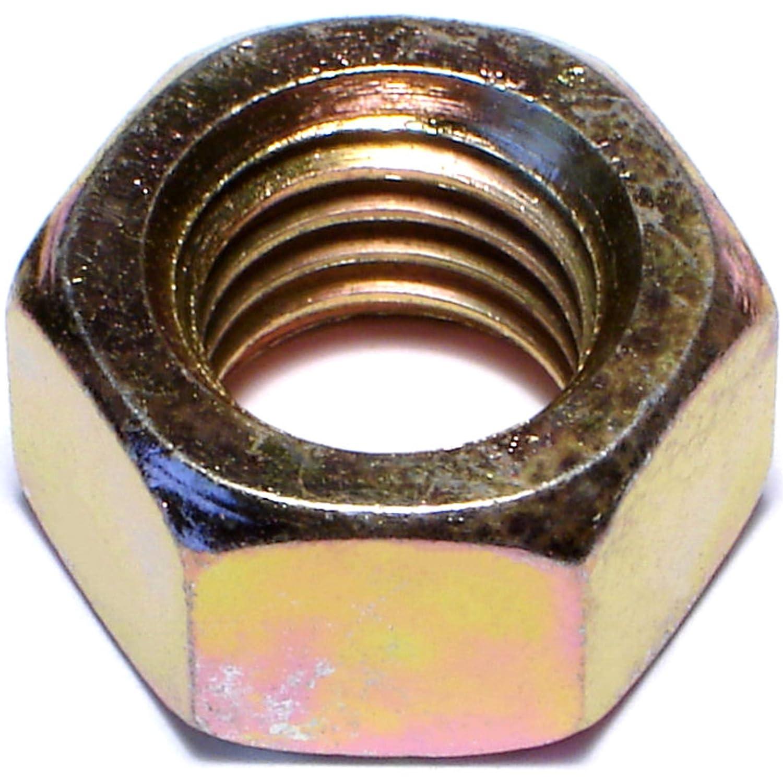 Hard-to-Find Fastener 014973261863 Grade 8 Coarse Hex Nuts, 5/8-11, Piece-10