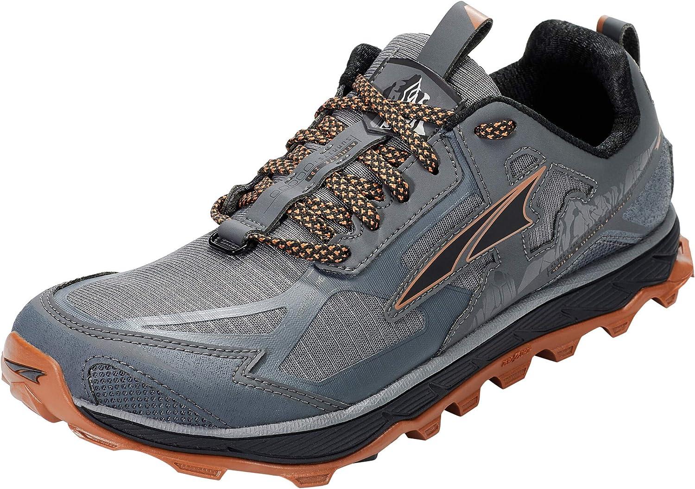 ALTRA Zapatillas de correr para hombre AL0A4PE5 Lone Peak 4.5