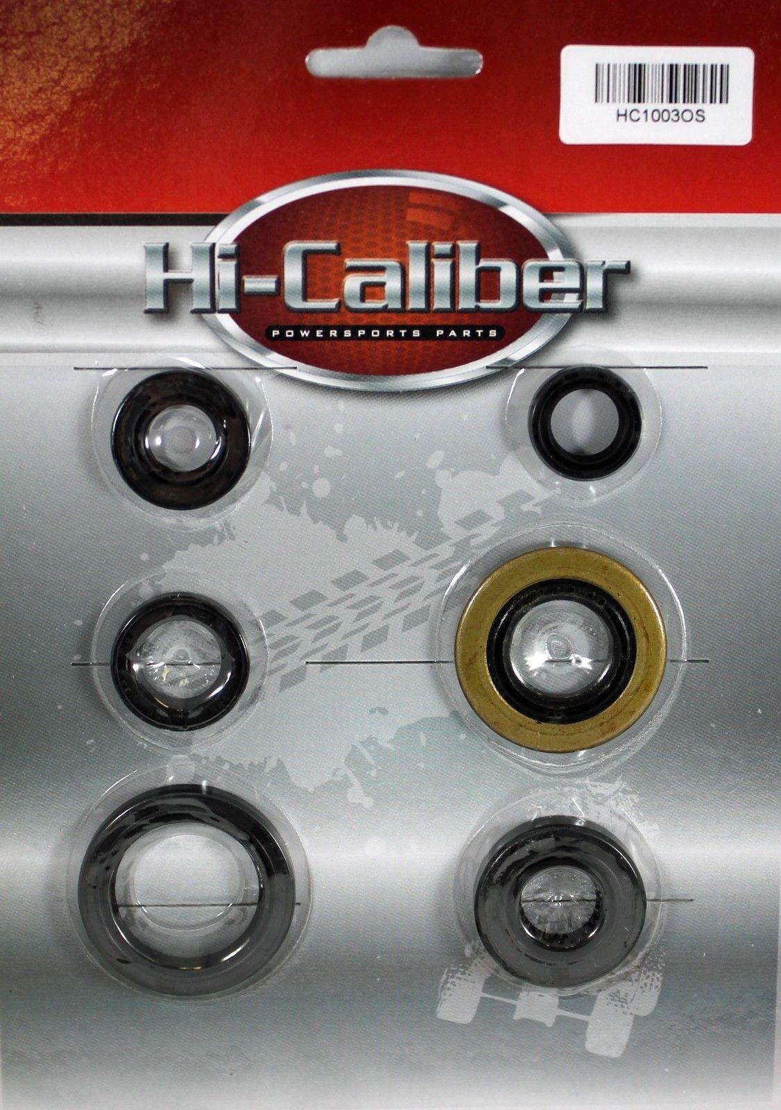 OEM QUALITY 1999-2008 Honda TRX 400EX Sportrax Complete Engine Oil Seal Kit