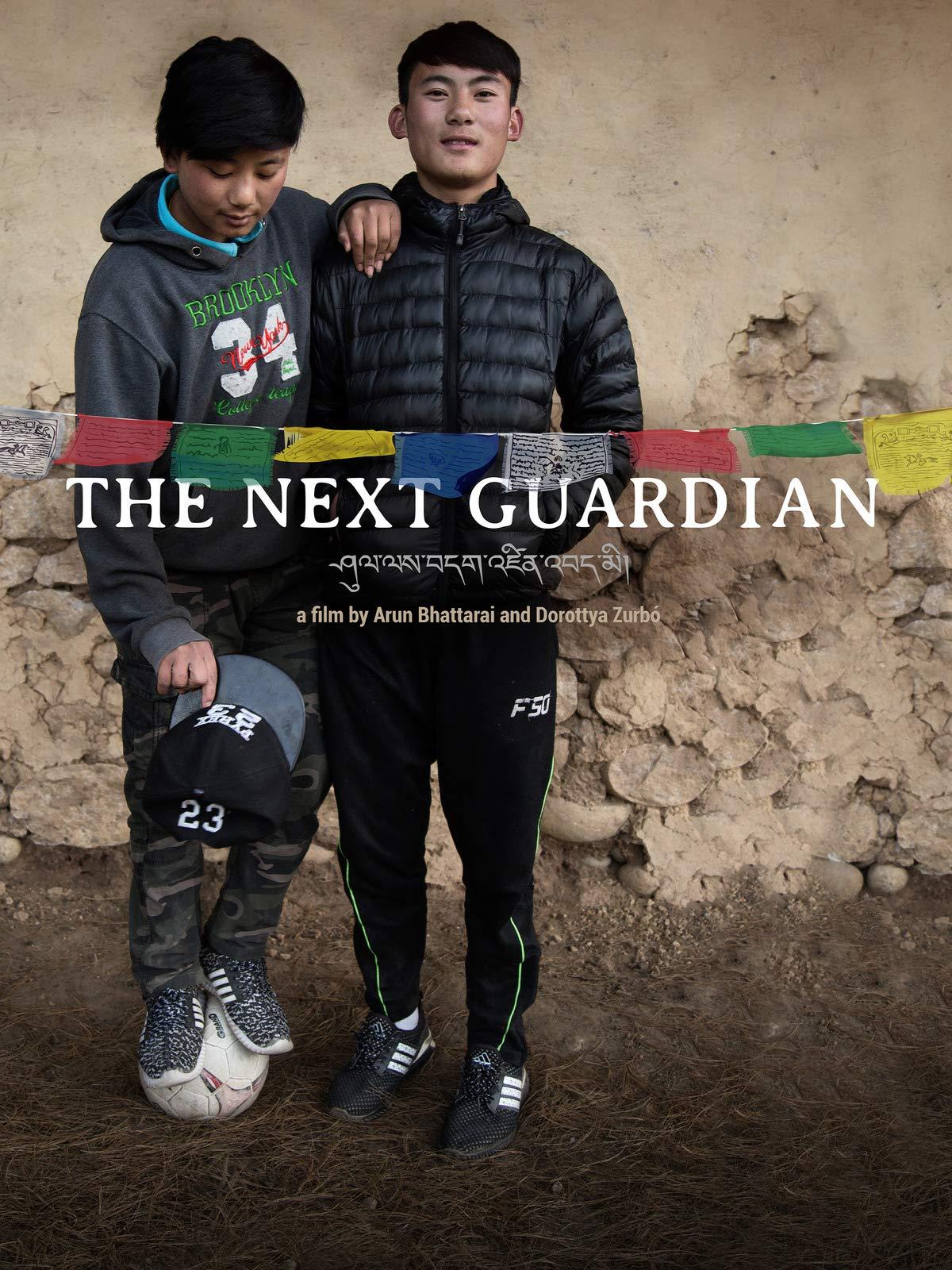 The Next Guardian on Amazon Prime Video UK