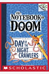 The Notebook of Doom #2: Day of the Night Crawlers (A Branches Book) Kindle Edition