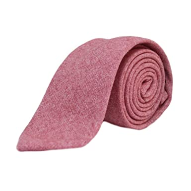 Corbata roja lavado de piedra: Amazon.es: Ropa y accesorios