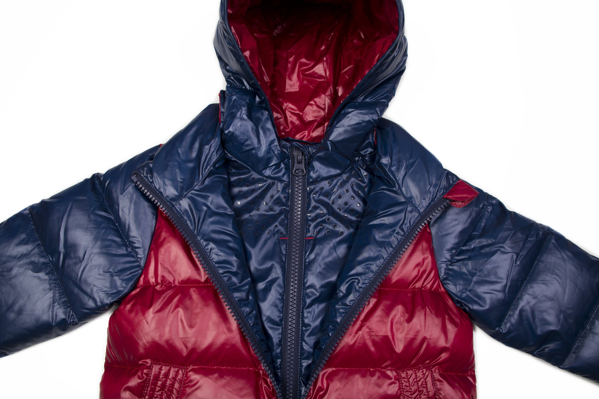 Road Coat by One Kid- Down Jacket Keeps Boys & Girls Warm and Cozy, Car Seat Safe