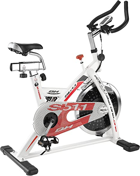 BH Fitness Ciclo Indoor Cycling Indoor SB1.1 H9156, Blanco, H9156 ...