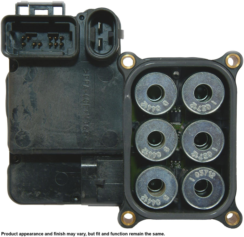 A1 Cardone 12-10244 ABS Control Module (Remanufactured Sierra, Silverado 1500 2003-04)