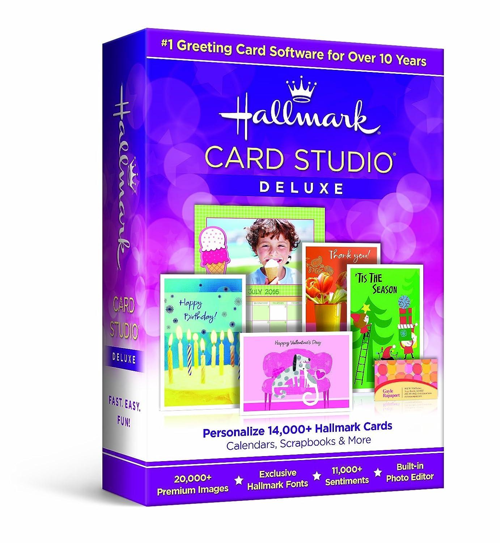 Amazon Hallmark Card Studio Deluxe 2014