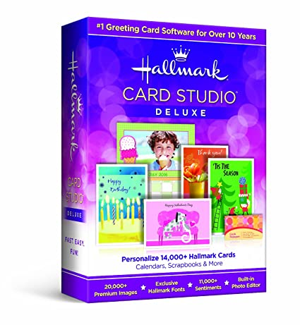 Hallmark card studio deluxe 2014 amazon software hallmark card studio deluxe 2014 m4hsunfo