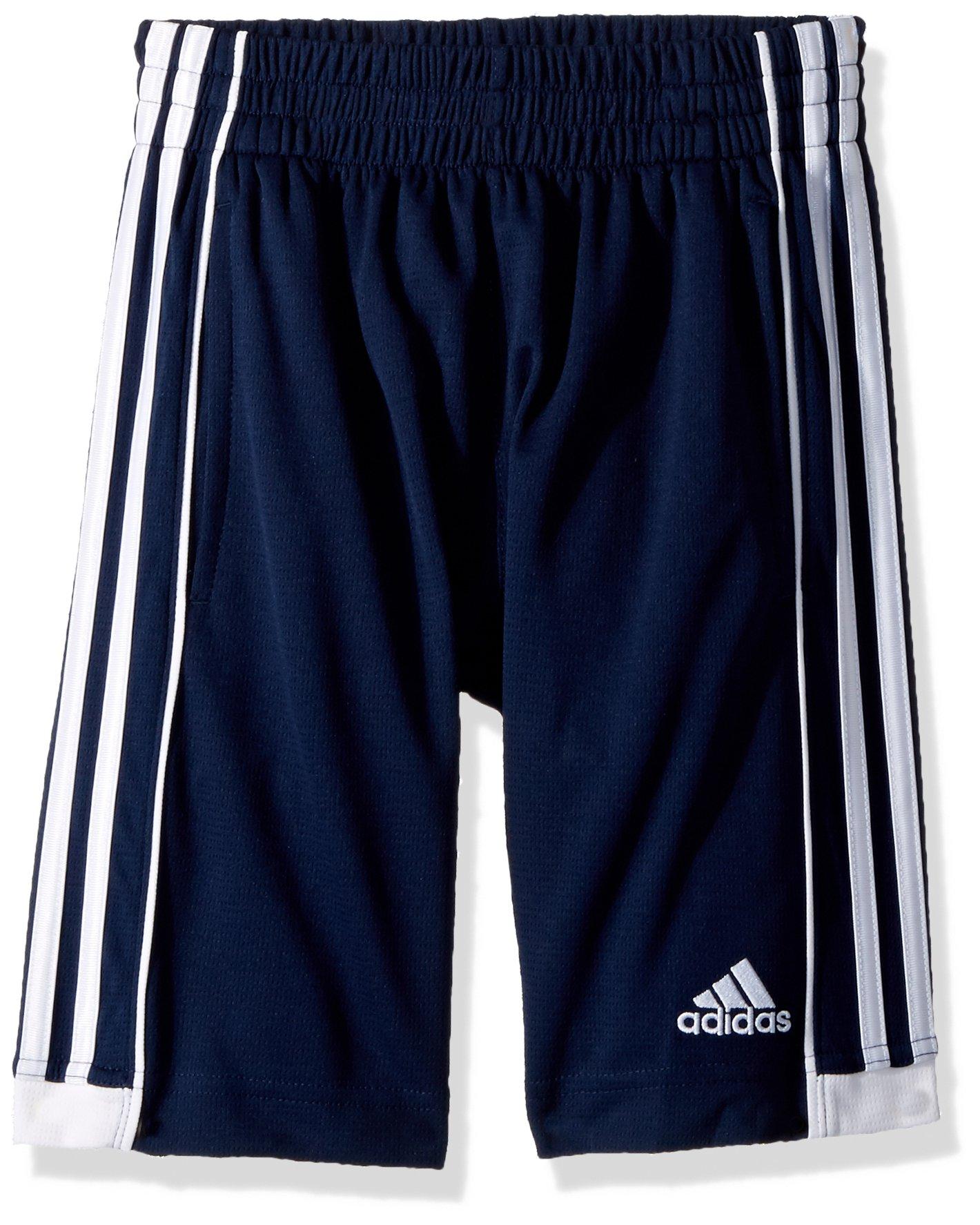 adidas Men's Big Boys' Yrc Speed 18 Short, Collegiate Navy, Small