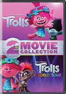 Trolls / Trolls World Tour 2-Movie Collection