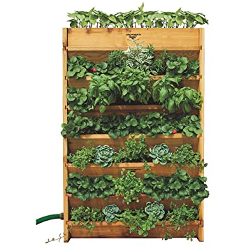 Gronomics VG3245 Vertical Garden Planter, 32 Inch By 45 Inch By 9