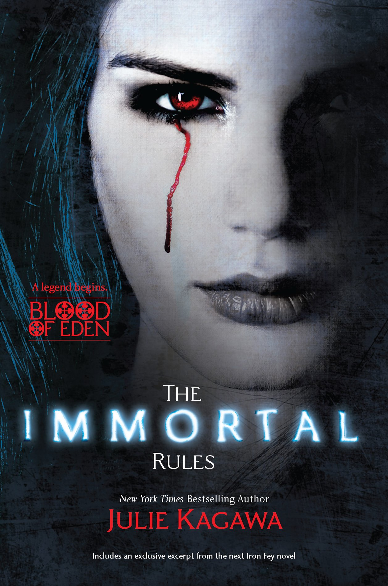Download The Immortal Rules (Blood of Eden) pdf