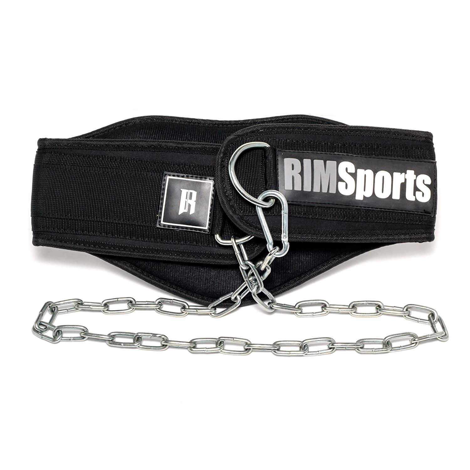 RIMSports Weight Lifting Belt Clip Best Weight Belts for Men and Wome Included