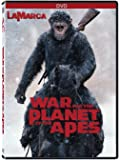 War for the Planet of the Apes (DVD 2017) Drama War LaMarca