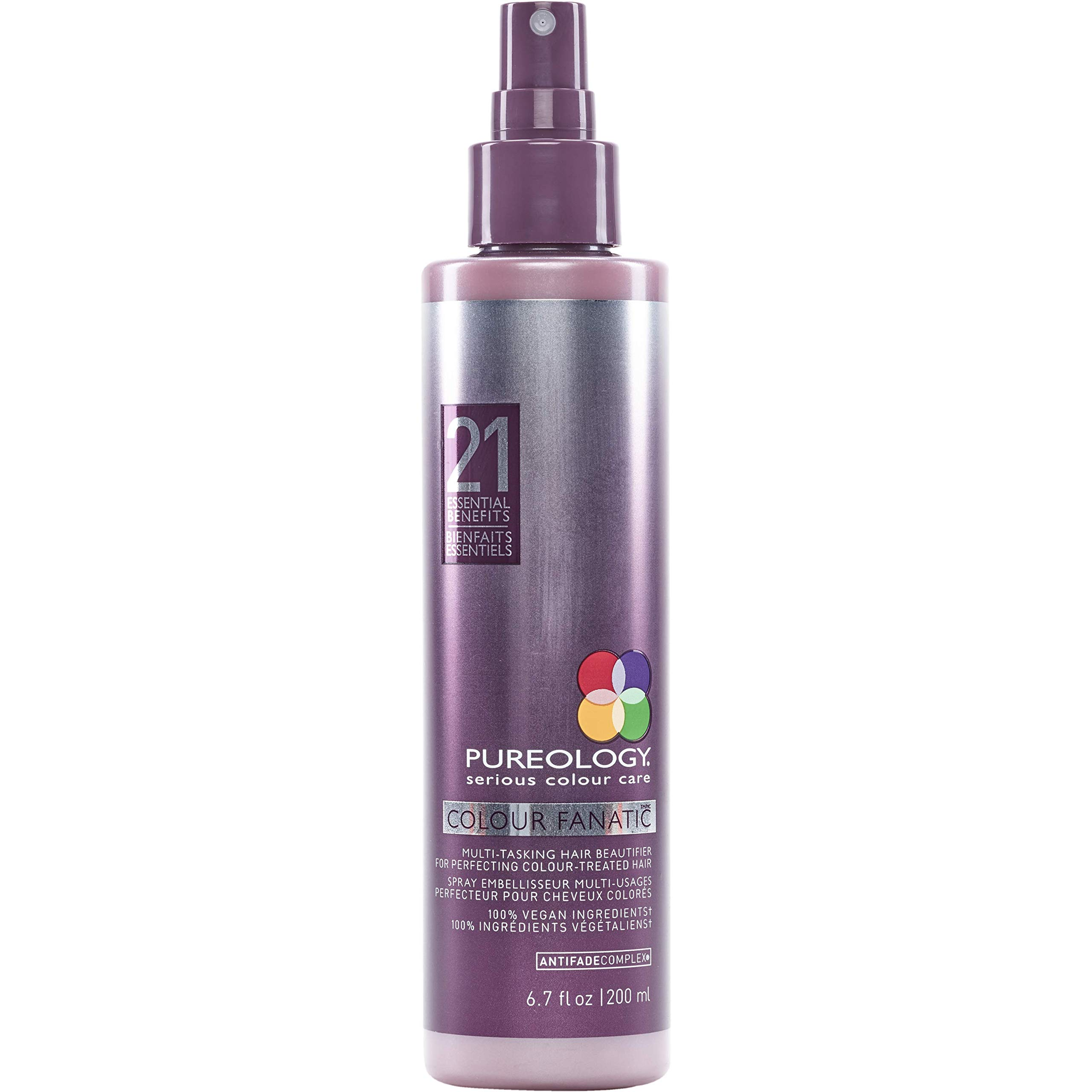 Pureology Colour Fanatic Hair Leave in Treatment Spray, 6.7 Fl Oz by Pureology