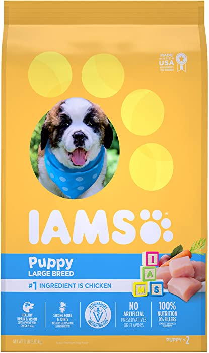 The Best Iams Natural Grain Free Puppy Food