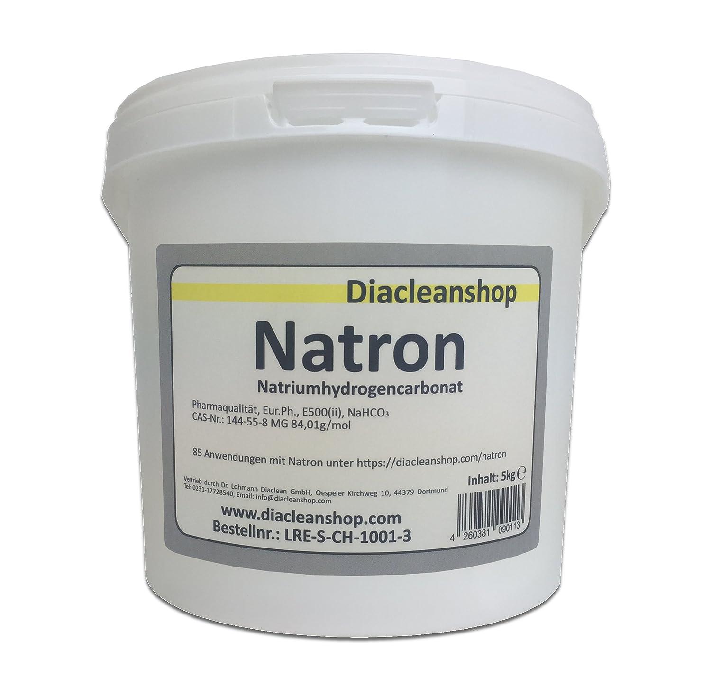 Extrem Natron 5 kg Pulver in pharmazeutischer Qualität GN84
