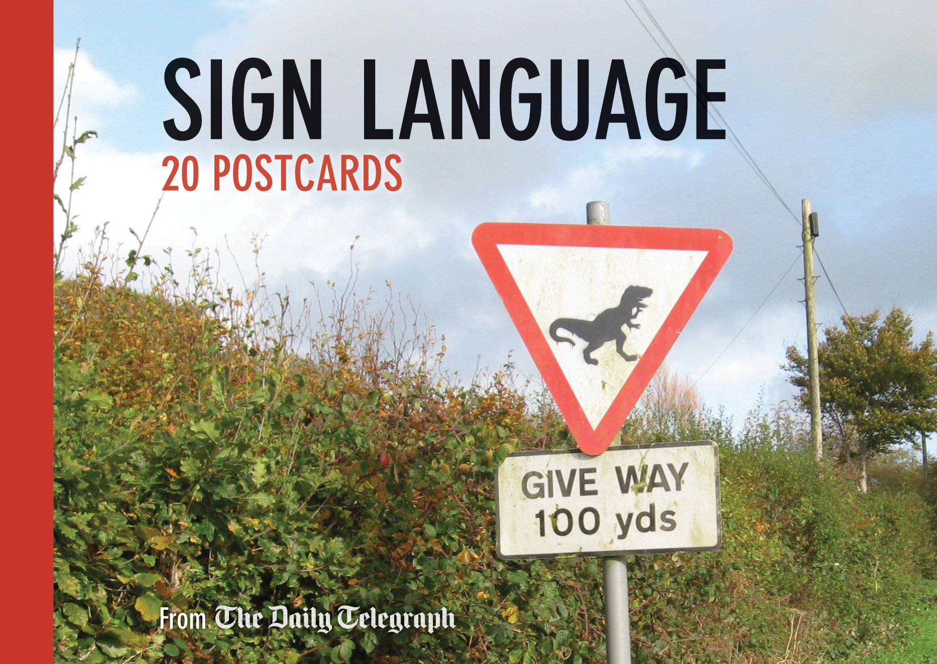 Daily Telegraph Sign Language Postcard Book (Telegraph Books) by Frances Lincoln
