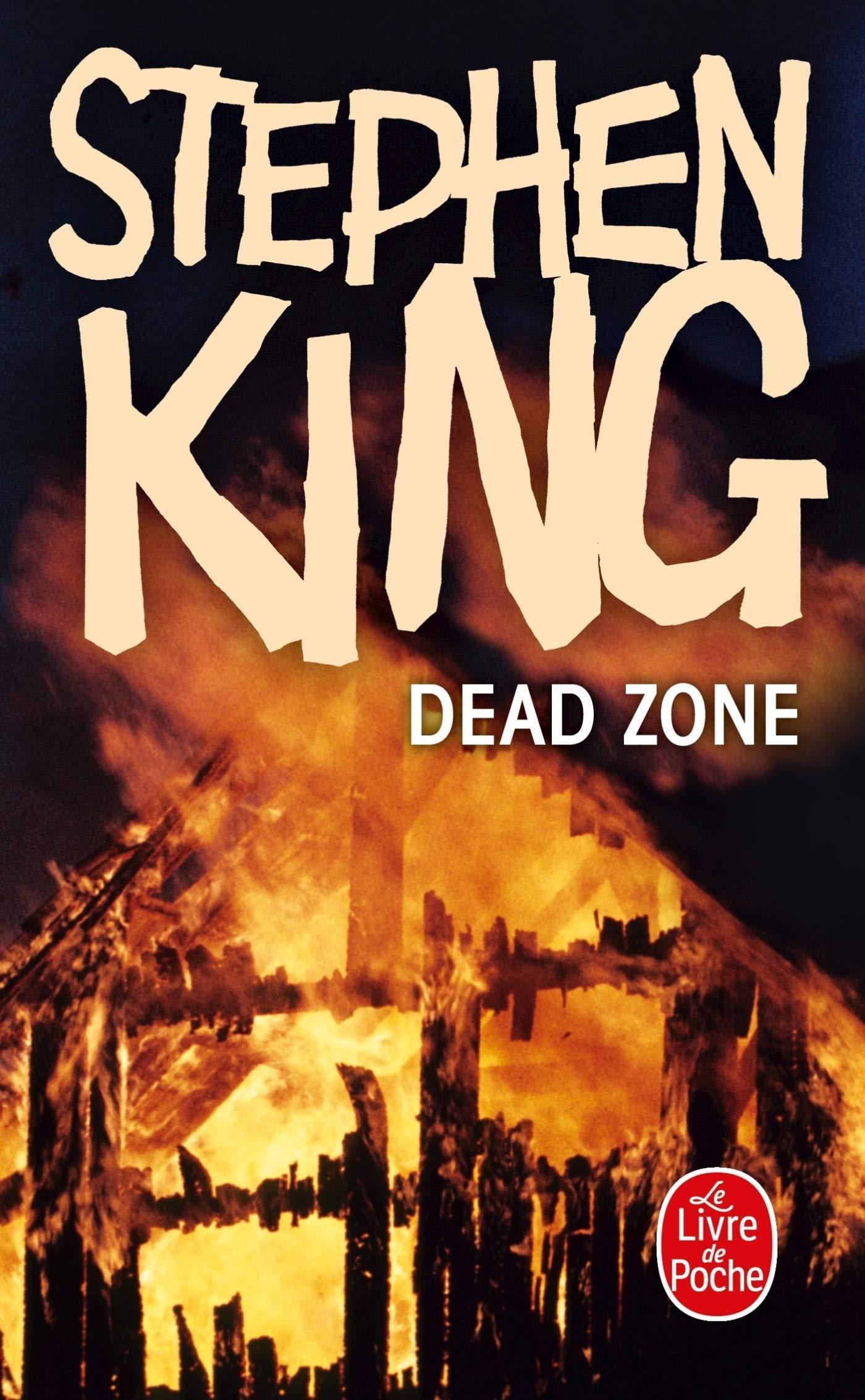 Dead Zone - couverture