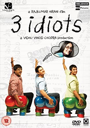 Three Idiots [DVD]: Amazon.co....