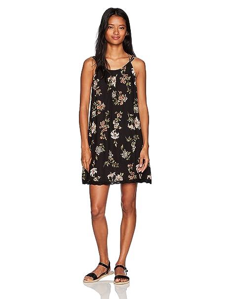 325e3b2b707 Angie Women s Strappy Back Printed Sun Dress at Amazon Women s Clothing  store