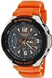 [カシオ]CASIO 腕時計 G-SHOCK ジーショック SKY COCKPIT タフソーラー MULTIBAND 6 GW-3000M-4AER 電波時計 メンズ[逆輸入]