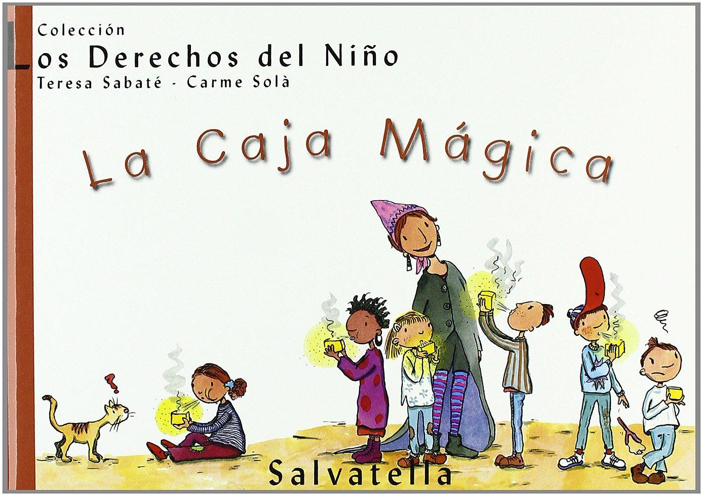 La Caja Mágica: Los Derechos del Niño 2: Amazon.es: Sabaté Rodié ...