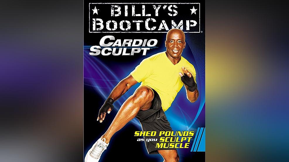 Billy Blanks: Bootcamp Cardio Sculpt