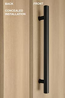 Modern U0026 Contemporary Ladder Style / One Single Sided / CONCEALED Fixing /  Door Pull Handle
