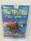 1995 Tiger Electronics, Inc. Tiger Electronics Beepers Screamin' Speedway Pager-like LCD Handheld-Held