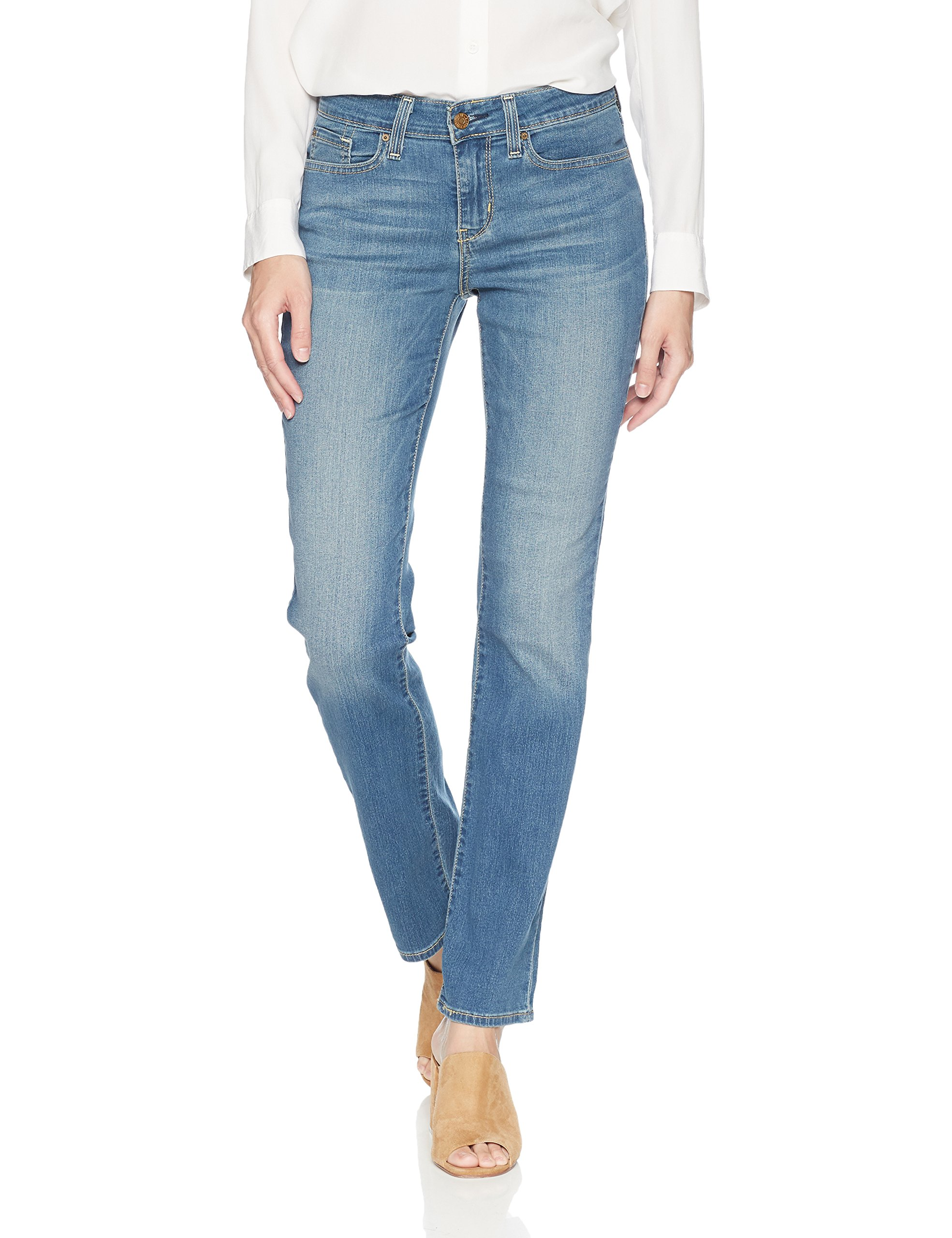 Signature by Levi Strauss & Co. Gold Label Women's Modern Straight Jeans, Rhapsody, 12 Medium by Signature by Levi Strauss & Co. Gold Label (Image #1)