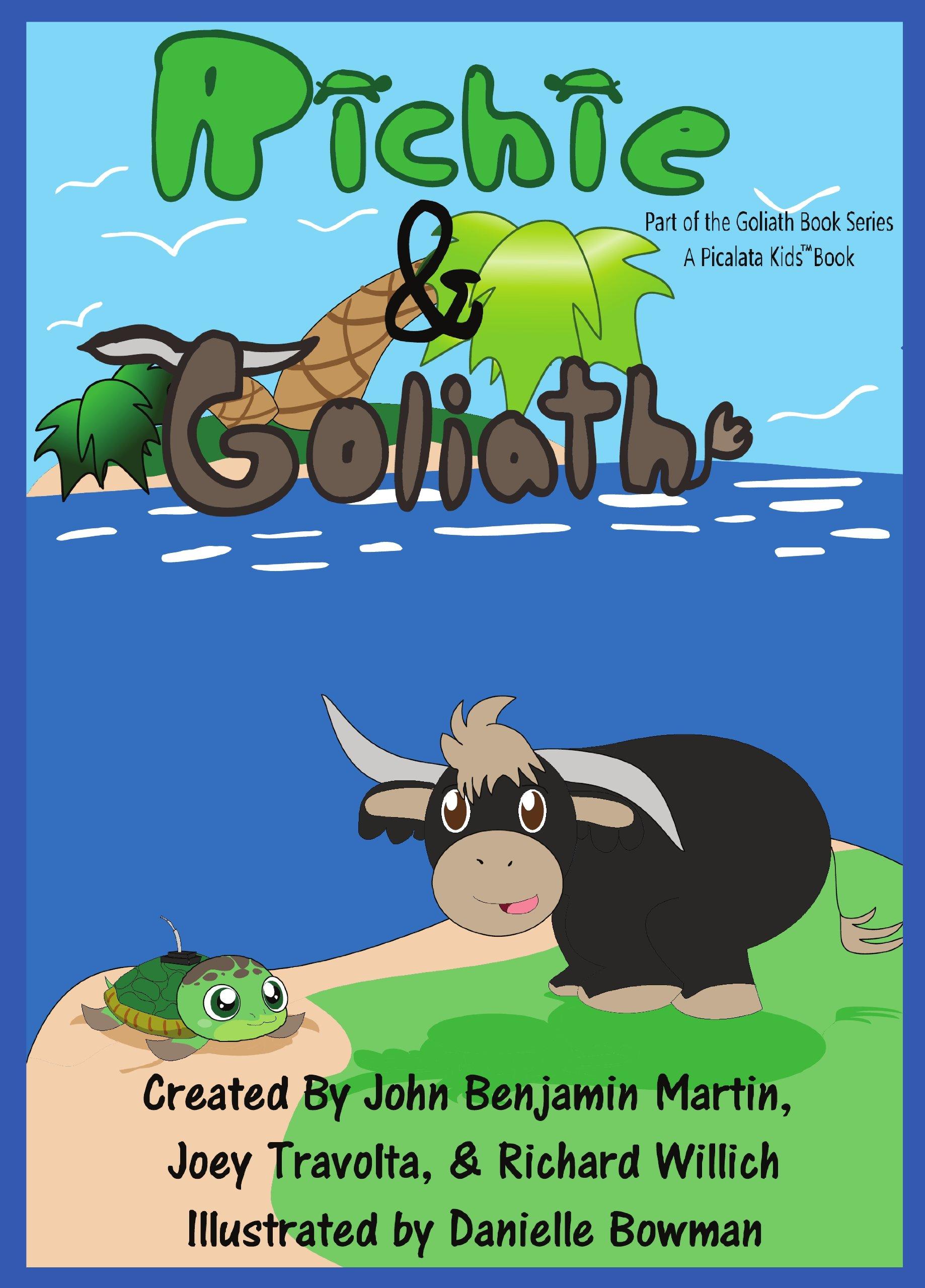 Richie & Goliath (Goliath Series, Volume 2) pdf epub