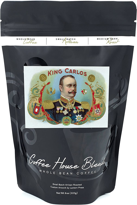 King Carlos marca caja de cigarros de interior etiqueta – King Juan Carlos I de España: Amazon.es: Alimentación y bebidas