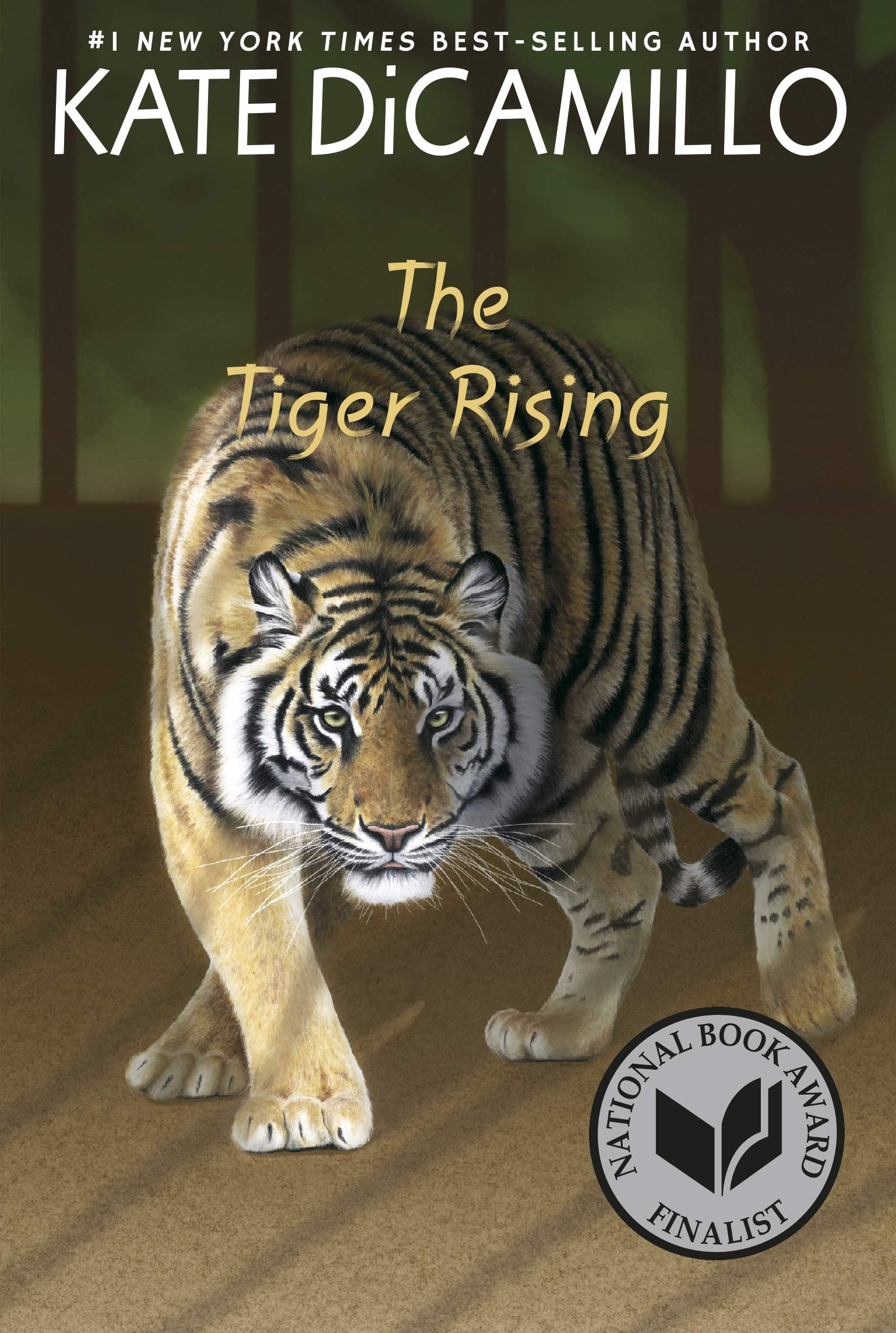 The Tiger Rising: Kate DiCamillo: 9780763680879: Amazon com: Books