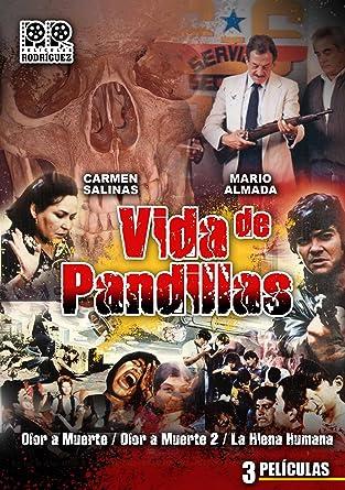 Vida De Pandillas   3 Movie Pack