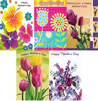 Amazon assorted mothers day greeting cards 30 pack health assorted mothers day greeting cards 30 pack m4hsunfo