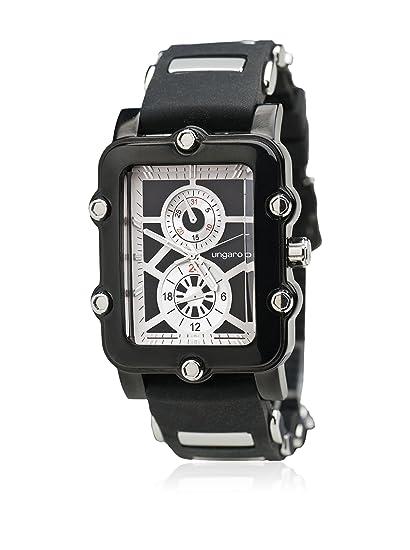 Ungaro Reloj Ruben Negro