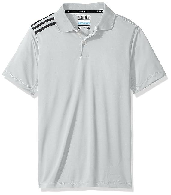 adidas Golf niños B 3-Stripes Climacool Polo para Hombre ...