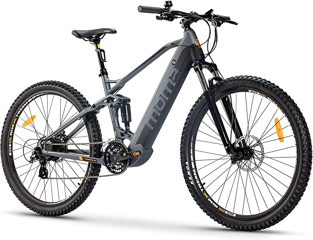 Moma E-Bike Mountainbike