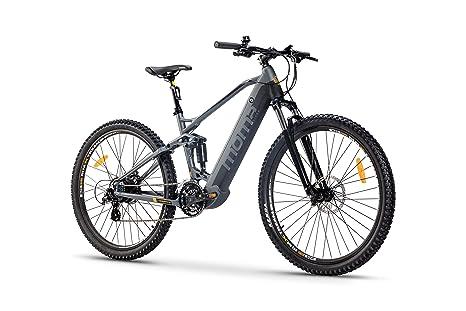 Moma Bikes Bicicleta de Montaña E-MTB 29