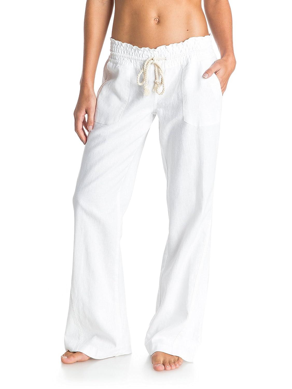 8c7587a917 Amazon.com: Roxy Women's Oceanside Pant: Clothing