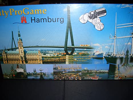 City Pro Game Hamburg: Amazon.de: Spielzeug