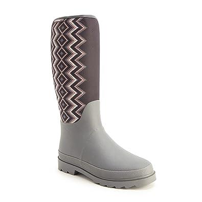 dd81f79fa56 Muk Luks Women's Karen Pull On Rain Boot