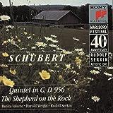 """Schubert : Quintette en ut D. 956 - The Shepherd on the Rock (""""Der Hirt auf dem Felsen"""")"""